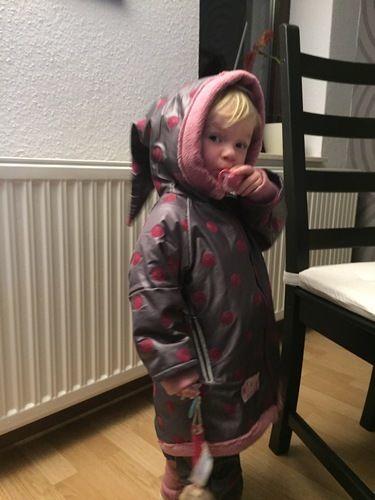 Makerist - Ein Nayla Mantel für meine liebe Tochter  - Nähprojekte - 1