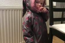 Makerist - Ein Nayla Mantel für meine liebe Tochter  - 1