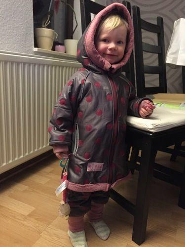 Makerist - Ein Nayla Mantel für meine liebe Tochter  - Nähprojekte - 2