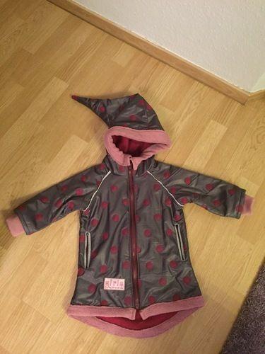 Makerist - Ein Nayla Mantel für meine liebe Tochter  - Nähprojekte - 3
