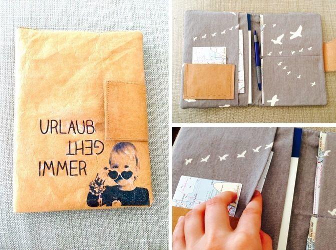 Makerist - Reiseorganizer aus Snappap  - Nähprojekte - 1