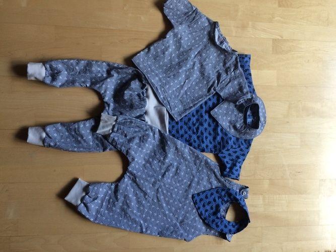 Makerist - Maritimes Baby Set  - Nähprojekte - 1
