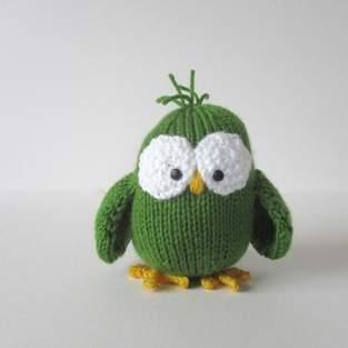 Makerist - Allsorts Owl - 1