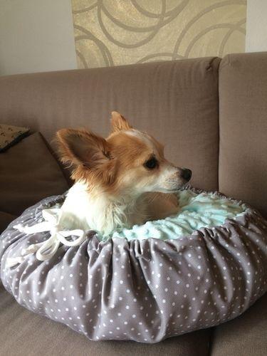 Makerist - Kuscheliges Hundebettchen  - Nähprojekte - 2