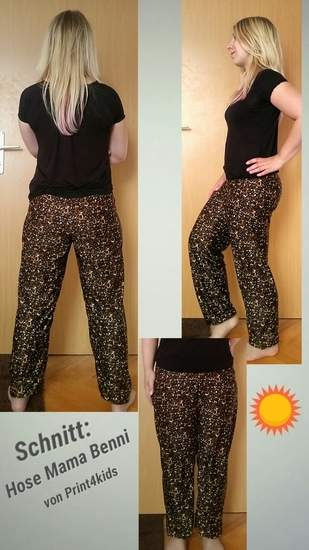 Makerist - Hose Mama Benni - Meine erste Hose für mich - 1