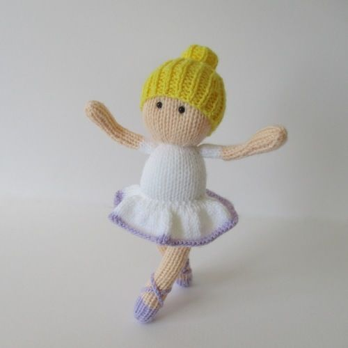 Makerist - Bella Ballerina - Knitting Showcase - 1