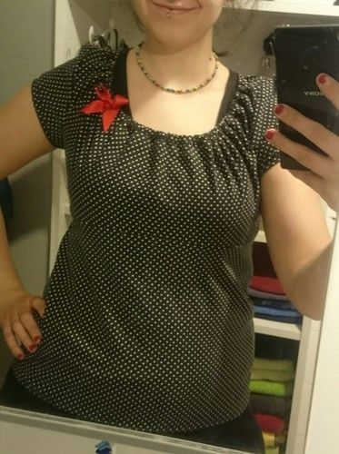 Makerist - Ferrera Kleid als Tshirt! - Nähprojekte - 1
