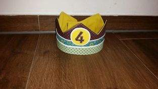 Makerist - Krone für das Geburtstagskind - 1