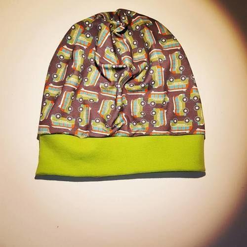 Makerist - Mütze - Nähprojekte - 1