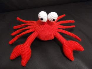 Makerist - freche Krabbe - 1