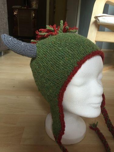 Makerist - Mütze mit Hörner - Strickprojekte - 2
