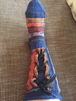 Makerist - Socke - 1