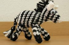Makerist - Mini-Zebra - 1