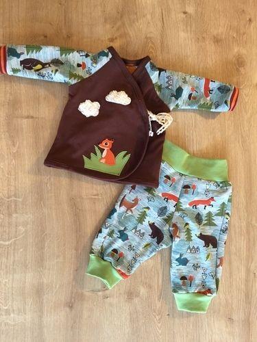 Makerist - Waldtiere Set für meine Babymaus - Nähprojekte - 1