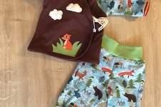 Makerist - Waldtiere Set für meine Babymaus - 1