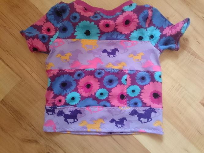 Makerist - Rock mit Shirt statt Kleid - Nähprojekte - 2