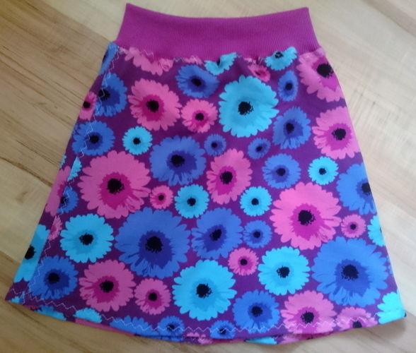 Makerist - Rock mit Shirt statt Kleid - Nähprojekte - 3