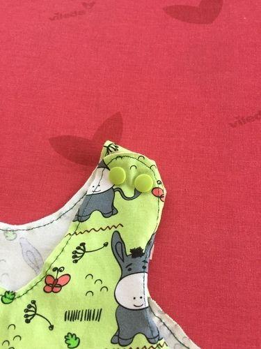 Makerist - Strampler ohne Füße aus Jersey - Nähprojekte - 3