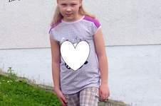 Makerist - Easy-Peasy-Shirt für Hannah - 1