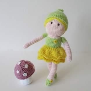 Makerist - Buttercup Fairy - 1