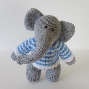 Makerist - Wellington the Elephant - 1