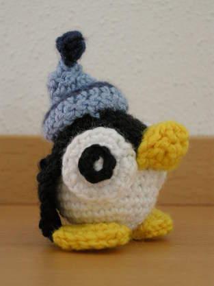 Makerist - putziger Pinguin - 1