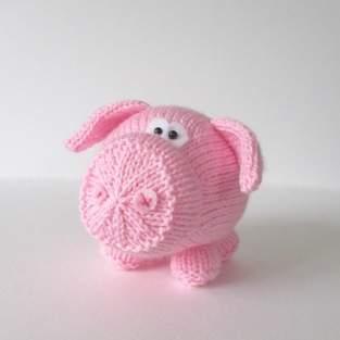Makerist - Twiglet the Piglet - 1