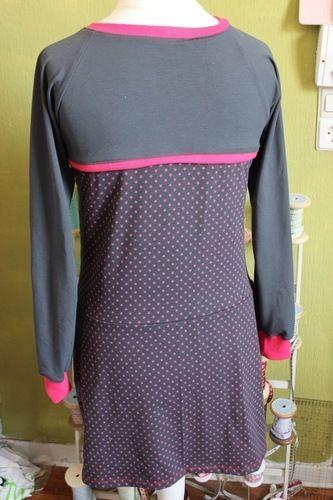Makerist - Kleid Svea Gr. 152 - Nähprojekte - 3