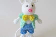 Makerist - Pippin the Mouse - 1