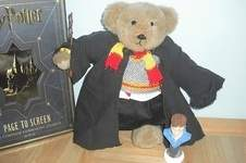 Makerist - Teddy Harry Potter - 1