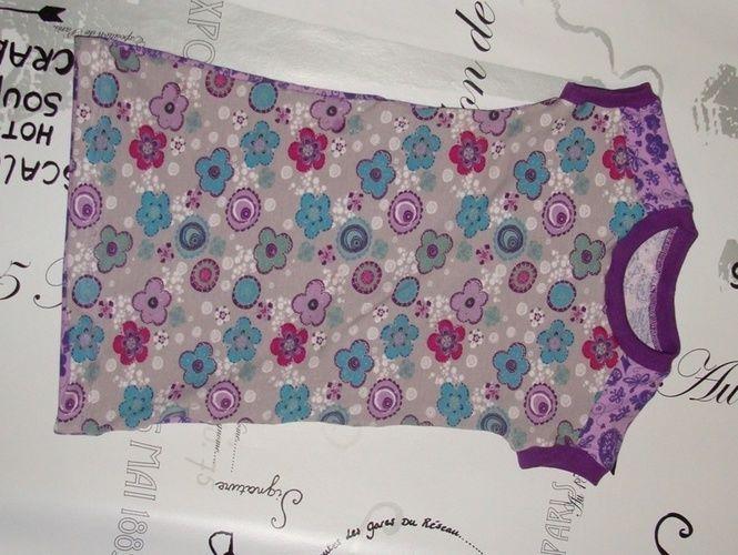 Makerist - Ein Easy Shirt zum Kleid verlängert - Nähprojekte - 1