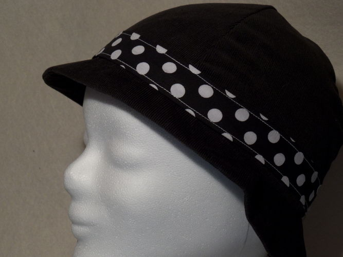 Makerist - Mein erster Hut!!! : ) - Nähprojekte - 3