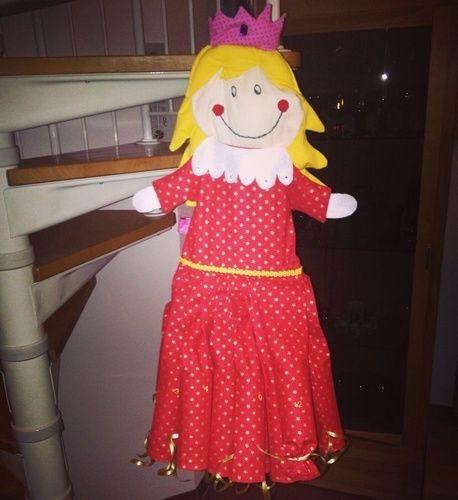 Makerist - Adventskalender Prinzessin - Nähprojekte - 1