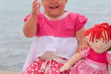 Makerist - Sommeroutfit für meine Tochter und ihre Puppe - 1