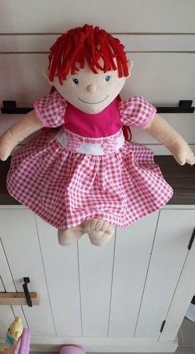 Makerist - Partnerlook für meine Tochter und Ihre Puppe - Nähprojekte - 1