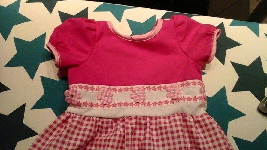 Makerist - Partnerlook für meine Tochter und Ihre Puppe - Nähprojekte - 3
