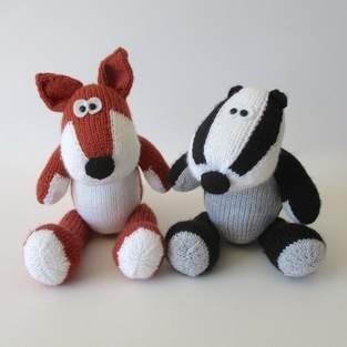 Makerist - Benjamin Badger and Freddie Fox - 1