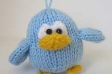 Makerist - Benjy the Bluebird - 1