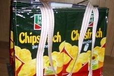 """Makerist - Recycling- Taschen """"Chips"""" - 1"""