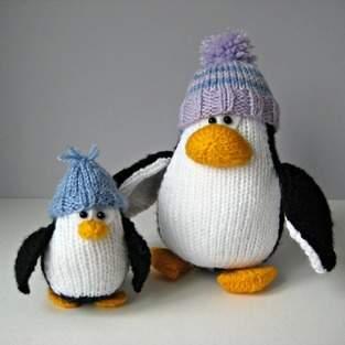 Makerist - Bobble and Bubble Penguins - 1