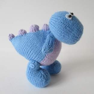 Makerist - Dippy the Dinosaur - 1