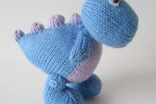 Makerist - Dippy the Dinosaur - 1