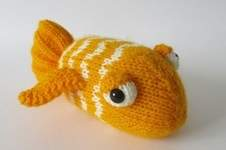 Makerist - George the Goldfish - 1