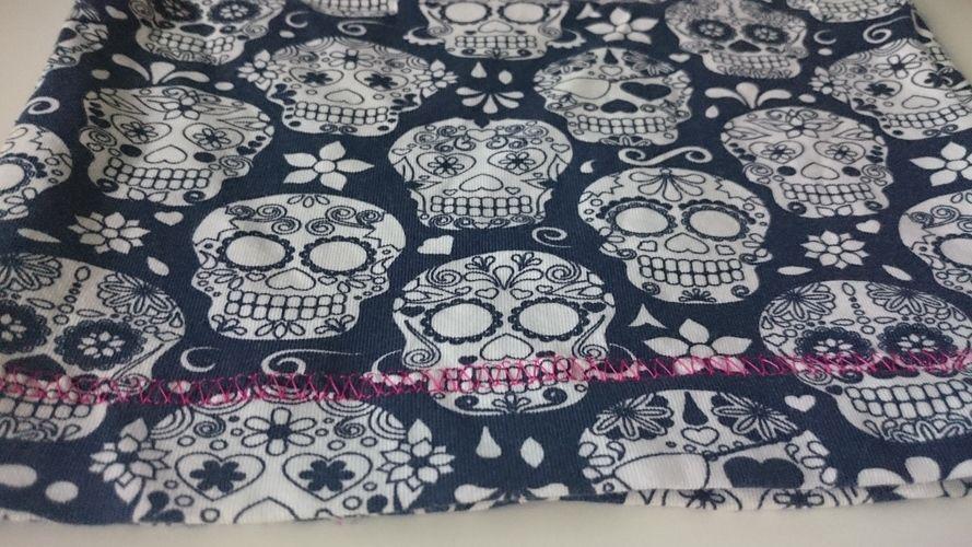 Makerist - Scull Jersey T-shirt - Mädchen Gr. 74 - Nähprojekte - 3