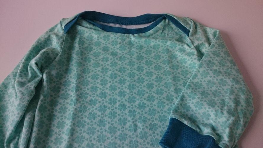 Makerist - Kleeblatt Jersey T-shirt - Mädchen Gr. 74 - Nähprojekte - 1