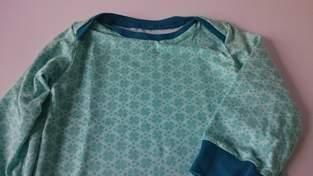 Makerist - Kleeblatt Jersey T-shirt - Mädchen Gr. 74 - 1