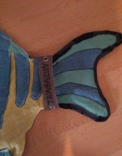 Makerist - Fabius, der kleine Warmhalter, von Arielle die Meerjungfrau - Nähprojekte - 2