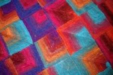 Makerist - Zweite Decke für das von den Katzen zerfetzte Sofa - 1