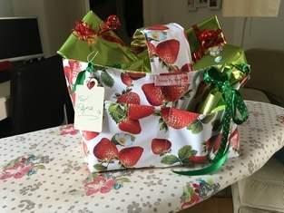 Makerist - Garten-Geschenkkörbchen - 1
