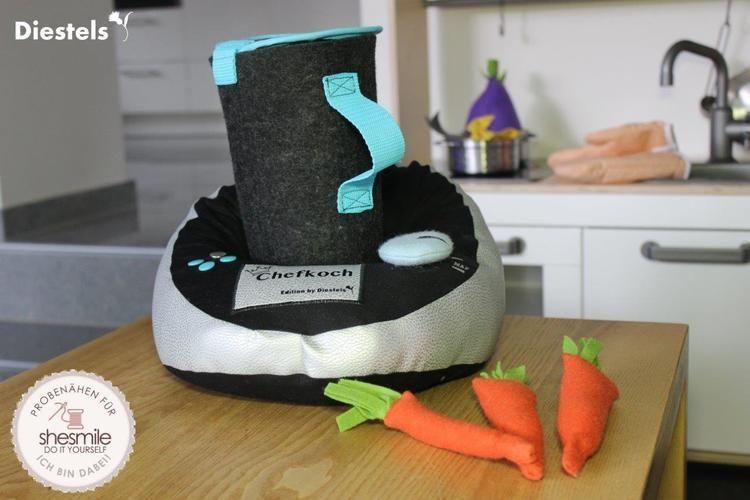 Makerist - Eins Zwei Brei :) Der Turbokocher für kleine Chefkochs - Nähprojekte - 1